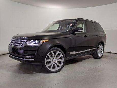 2017 Land Rover Range Rover V8 Supercharged SWB Cary NC