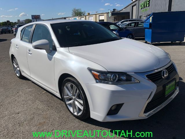 2017 Lexus CT 200h Base Pleasant Grove UT