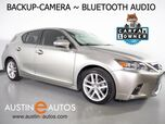 2017 Lexus CT 200h Hybrid *BACKUP-CAMERA, STEERING WHEEL CONTROLS, DUAL CLIMATE CONTROL, ALLOY WHEELS, BLUETOOTH PHONE & AUDIO