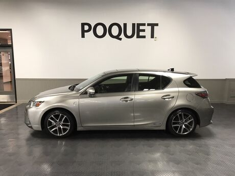 2017 Lexus CT CT 200h F Sport Golden Valley MN
