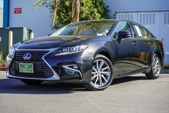 2017_Lexus_ES_300h_ Redwood City CA