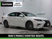2017_Lexus_ES 350_17k Mi Nav Vented Seats Blind Spot Assist Pano_ Portland OR