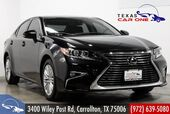 2017 Lexus ES 350 LEXUS SAFETY SYSTEM PLUS FORWARD COLLISION ALERT LANE KEEP ASSIST BLIND SPOT