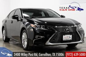2017_Lexus_ES 350_LEXUS SAFETY SYSTEM PLUS FORWARD COLLISION ALERT LANE KEEP ASSIST BLIND SPOT_ Carrollton TX