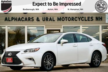 2017_Lexus_ES 350_Premium_ Boxborough MA