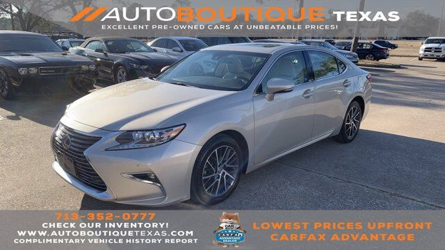 2017 Lexus ES ES 350 Houston TX