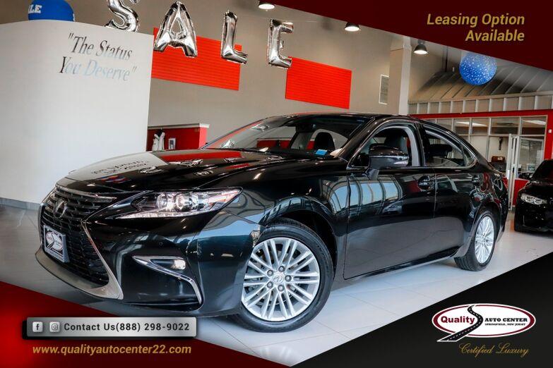 2017 Lexus ES ES 350 Premium Pkg Park Assist Blind Spot Springfield NJ