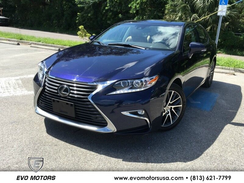 2017 Lexus ES ES 350 ULTRA LUXURY. PANORAMIC Seffner FL