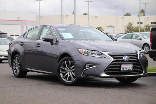 2017 Lexus ES Sedan Roseville CA