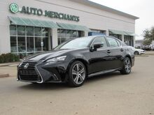 2017_Lexus_GS 200T_Base LEATHERETTE SEATS, SUNROOF, HEATED AND COOLED FRONT SEATS, NAVIGATION SYSTEM_ Plano TX