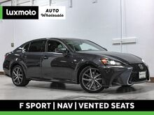 2017_Lexus_GS 350_F Sport Nav Vented Seats Back-Up Cam Park Assist_ Portland OR