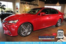 2017_Lexus_GS_GS350 Sedan 4D_ Scottsdale AZ