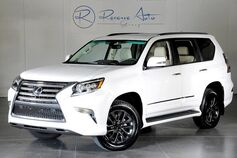 2017 Lexus GX 460 4WD Luxury Mark Levinson Blind Spot Dynamic Cruise