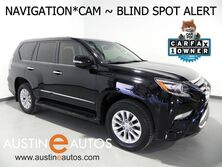 Lexus GX 460 4WD *NAVIGATION, BACKUP-CAMERA, BLIND SPORT ALERT, LEATHER, MOONROOF, CLIMATE SEATS, BLUETOOTH PHONE & AUDIO 2017