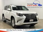 2017 Lexus GX 460 4WD PREMIUM NAVIGATION PACKAGE BLIND SPOT MONITORING INTUITIVE P