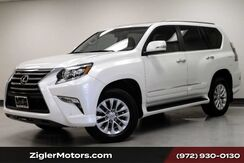 2017_Lexus_GX 460_4WD PREMIUM PACKAGE W/CAPTAINS CHAIRS One Owner Clean Carfax_ Addison TX