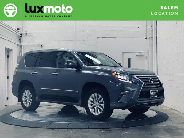 2017_Lexus_GX 460_4WD Premium Blind Spot Monitor_ Salem OR