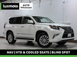 2017 Lexus GX 460 4WD Vented Seats Nav Blind Spot Assist Backup Cam