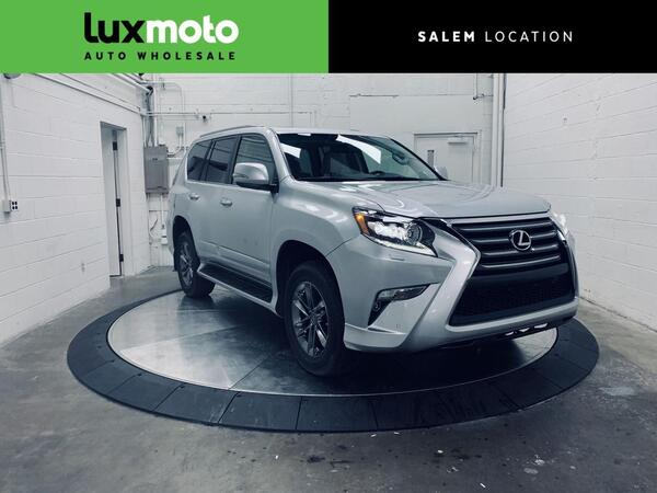2017_Lexus_GX 460_Blind Spot Monitor F-Sport Wheel Upgrade_ Salem OR