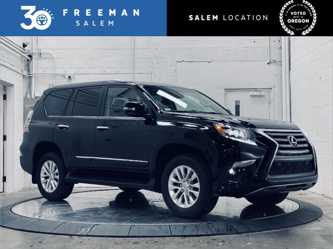 2017 Lexus GX 460 Blind Spot Monitor Heated/Ventilated Seats Salem OR