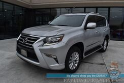 2017_Lexus_GX_460 Premium / 4X4 / Heated & Cooled Leather Seats / Navigation / Sunroof / Bluetooth / Back Up Camera / Rear Captain Chairs / 3rd Row / Seats 6 / Tow Pkg_ Anchorage AK