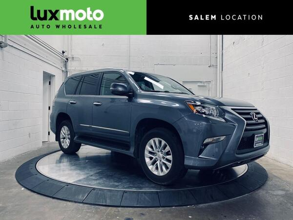 2017_Lexus_GX 460_Premium Blind Spot Monitor Heated/Ventilated Seats_ Portland OR