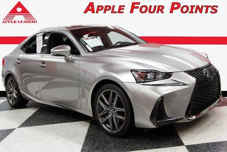 2017 Lexus IS 200 t IS Turbo F Sport Austin TX