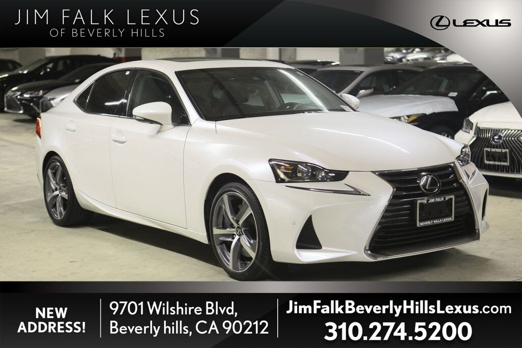 2017 Lexus IS 200t Beverly Hills CA