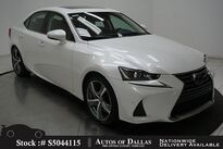 Lexus IS 200t CAM,SUNROOF,CLMT STS,PARK ASST,18IN WLS 2017