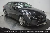 Lexus IS 200t CAM,SUNROOF,HTD STS,PARK ASST,18IN WLS 2017