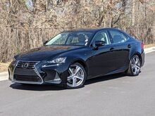 2017_Lexus_IS_200t_ Cary NC