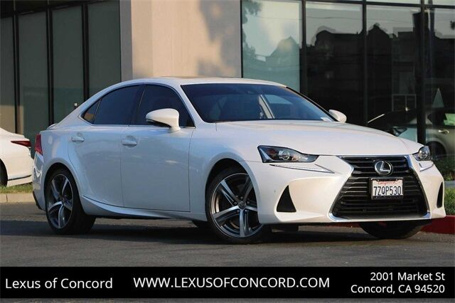 2017 Lexus IS 200t Concord CA