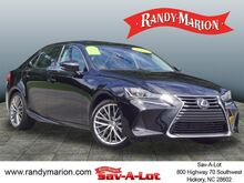 2017_Lexus_IS_200t_ Hickory NC