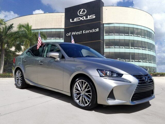 2017_Lexus_IS_200t_ Miami FL