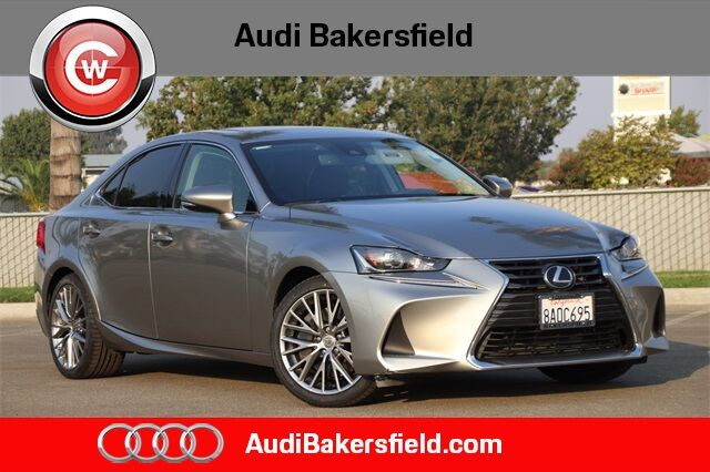 2017 Lexus IS 200t Bakersfield CA