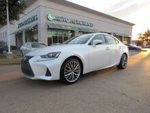 2017_Lexus_IS_200t Sun/Moonroof, 2.0L Turbocharged, 4 Cylinder Engine , Back-Up Camera, Bluetooth Connection, Fog_ Plano TX