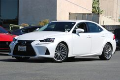 2017_Lexus_IS_200t_ California
