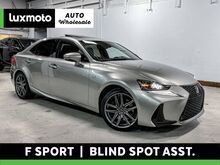 2017_Lexus_IS 300_AWD F Sport Htd & Cooled Seats Back-Up Camera_ Portland OR
