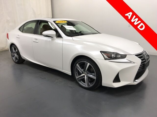 2017 Lexus IS 300 AWD Holland MI