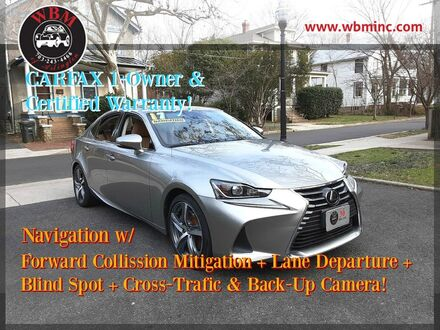 2017_Lexus_IS 300_AWD w/ Premium Package_ Arlington VA