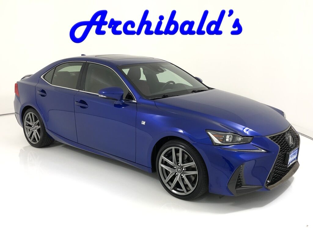 2017 Lexus IS 300 Kennewick WA