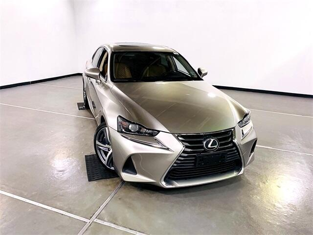 2017 Lexus IS 300 w/Sunroof Backup Camera Jersey City NJ
