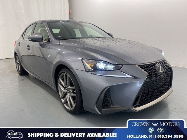2017 Lexus IS 350 F-Sport AWD Holland MI