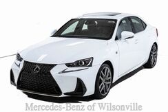 2017_Lexus_IS_350_ Portland OR