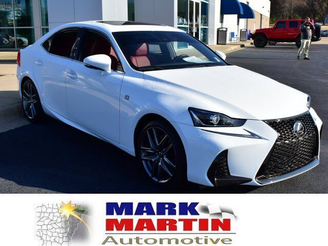 2017 Lexus IS Base Batesville AR