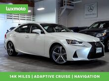 2017_Lexus_IS_IS 300 AWD 14k Miles Navigation Adaptive Cruise_ Portland OR