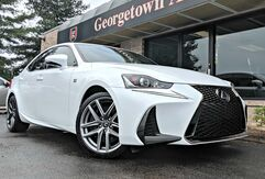 2017_Lexus_IS_IS 300 F Sport_ Georgetown KY