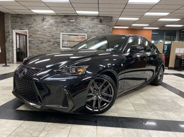 2017_Lexus_IS_IS 300 F Sport_ Worcester MA