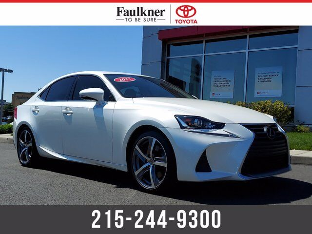 2017 Lexus IS IS 300 Trevose PA