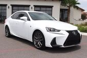 2017 Lexus IS IS 350 F Sport